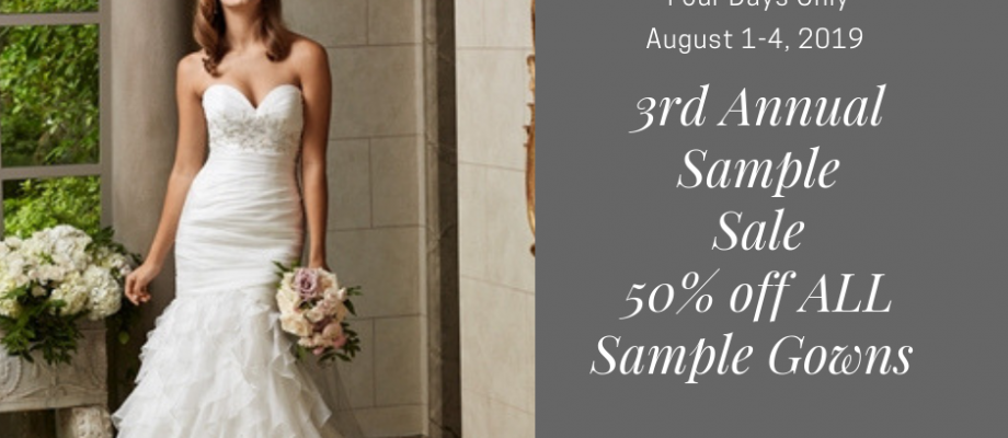 Sample Sale at The Valley Bride Winchester VA